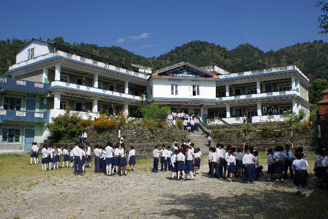 Shree Shanta Secondary School Bhakunde